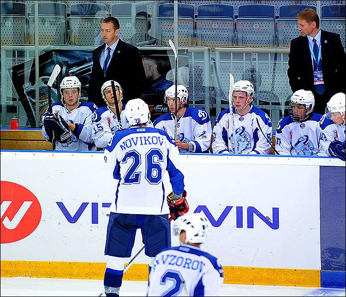 Борис Новиков едет на смену