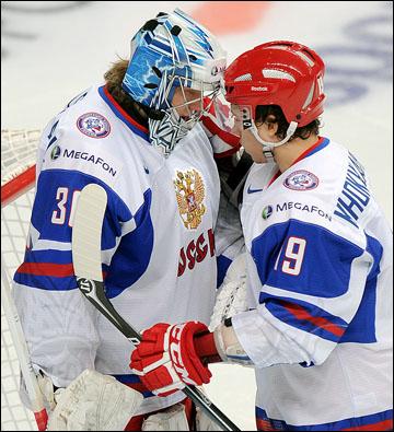 Андрей Василевский и Александр Хохлачев