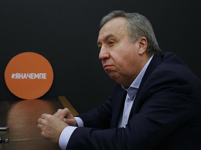 Андрей Сафронов