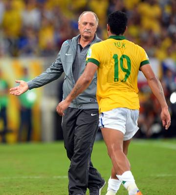 Халк — слабейшее звено нынешней сборной Бразилии