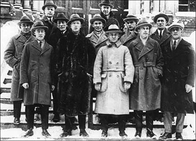 """История Кубка Стэнли. Часть 32. 1923-1924. """"Калгари Тайгерз""""."""