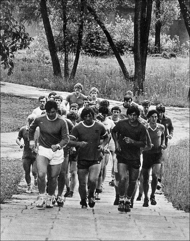 Наша история. Часть 39. 1984/85. Фото 04.