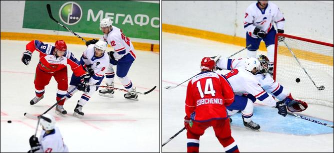 12.08.2010. Россия (U-20) - Франция (U-20) - 7:4. Фото 02.