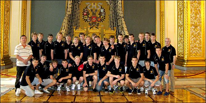 12.08.2010. Россия (U-20) - Франция (U-20) - 7:4. Фото 04.