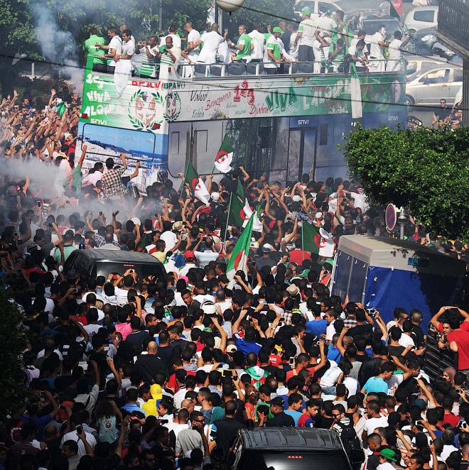 Сборная Алжира