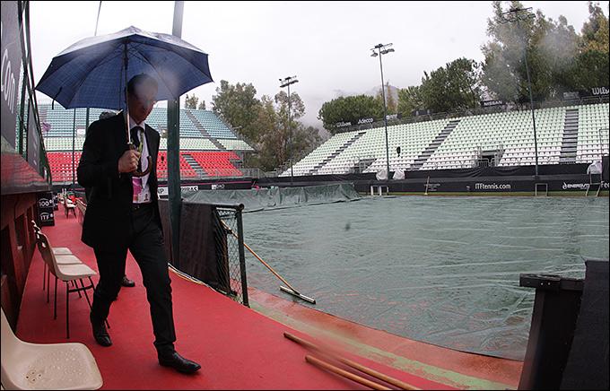 Дождь помешал матчам Италия – Чехия и Швейцария — Австралия