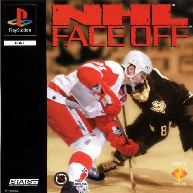 Сергей Фёдоров, NHL FaceOFF 1995