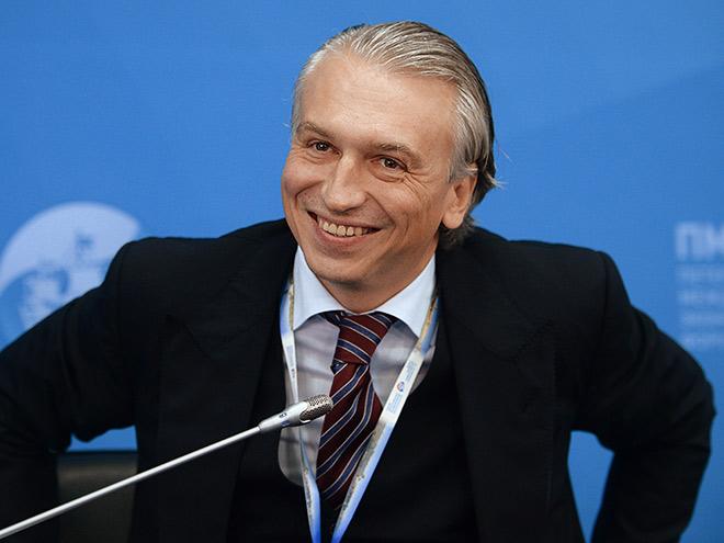 Президент «Зенита» Александр Дюков