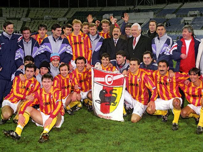 Чемпионская «Алания» 1995-го года