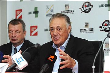 Сергей Гимаев и Фил Эспозито
