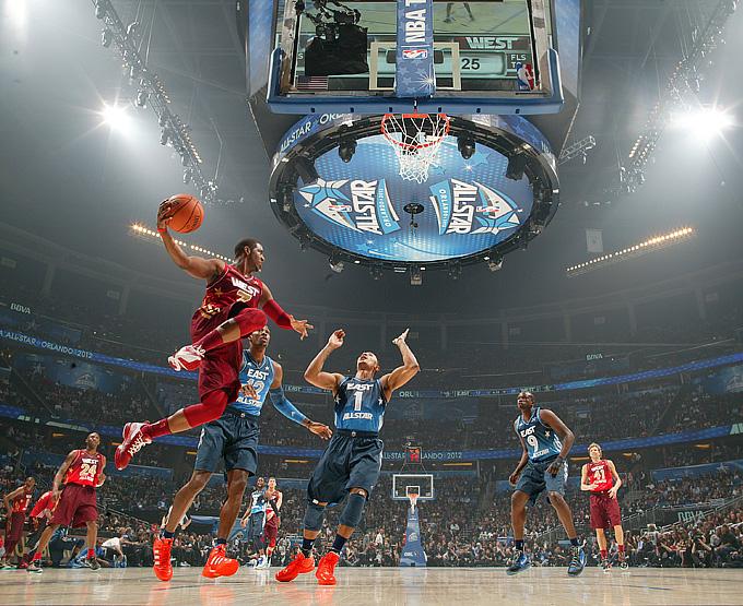 Матч звёзд НБА — 2012
