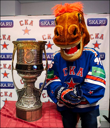 Станет ли Кубок Гагарина питерским?