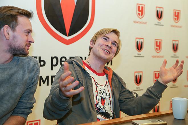 Александр Соколовский и Макар Запорожский