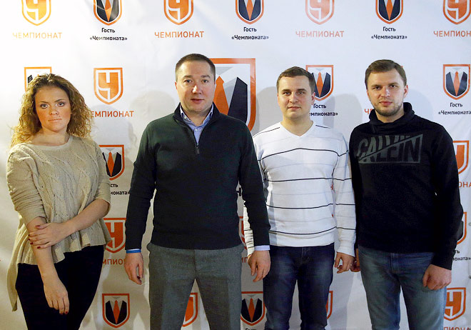 Ильдар Мухометов в редакции «Чемпионата»