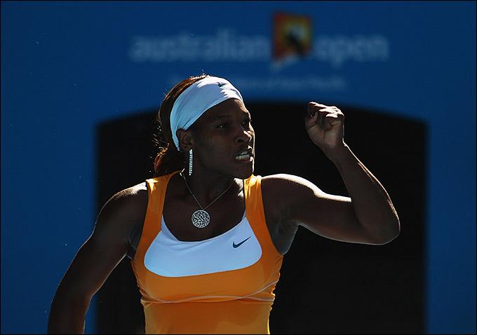 С. Уильямс обыграла Энен и завоевала пятый титул на Australian Open