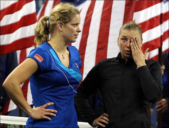 Ким Клейстерс выиграла US Open в третий раз подряд