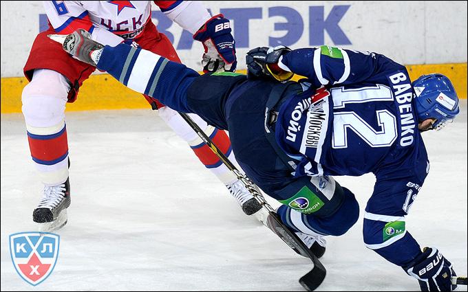 Юрий Бабенко против ЦСКА