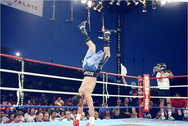 Джонни ли донован боксер