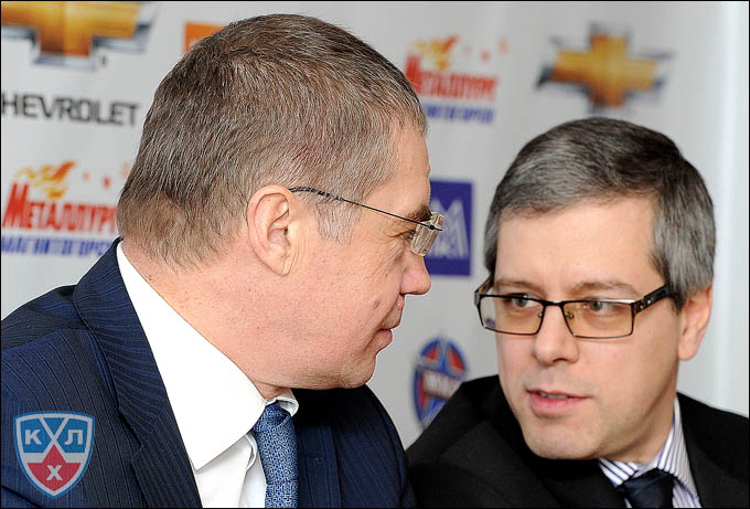 Александр Медведев и Дмитрий Ефимов