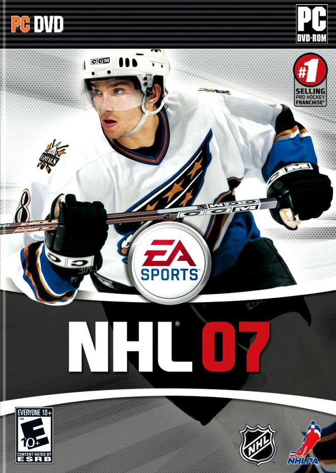 Александр Овечкин, NHL 07