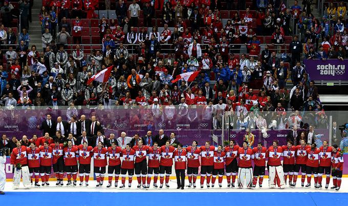 Неизбежный крах канадского хоккея всё ближе