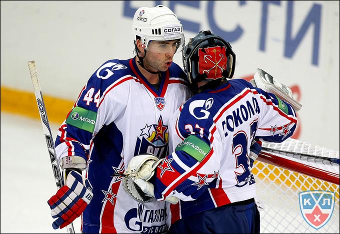 Кирилл Сафронов и Максим Соколов