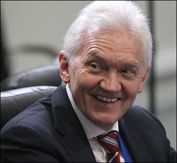 Геннадий Тимченко доволен…