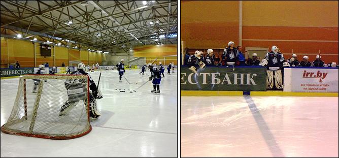 """МХК """"Динамо-Шинник"""" (Бобруйск)"""