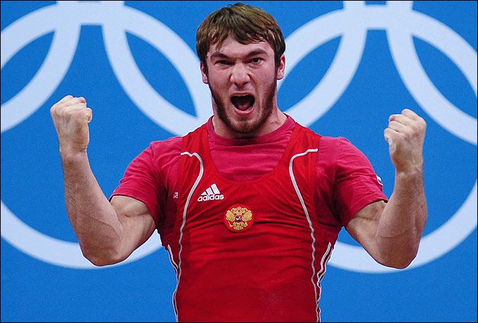 Апти Аухадову выиграть золото помешали лишние 150 грамм собственного веса