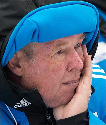 Тренер сборной России Вольфганг Пихлер – очень популярная фигура у себя на родине