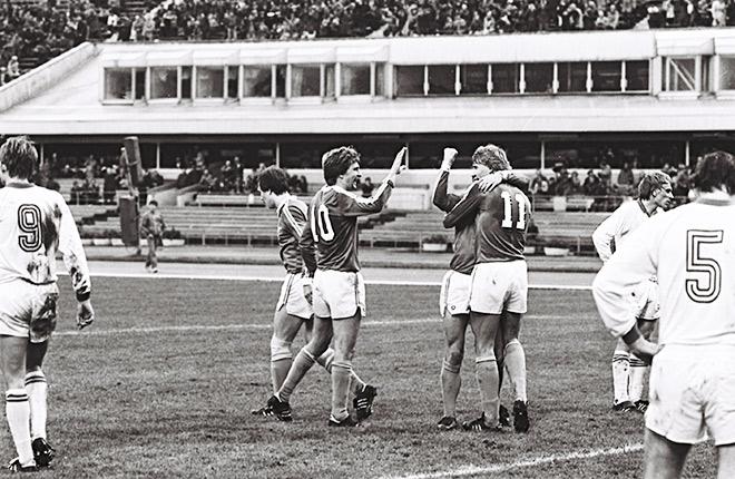 1984 год. «Зенит» — «Днепр»
