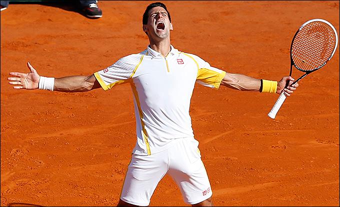 Джокович не позволил Надалю завоевать девятый титул Монте-Карло подряд