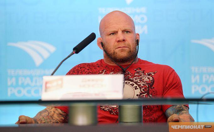 Джеффри Уильям Монсон (42-12). Родился 18 января 1971 года. Рост: 175 см, вес: 106 кг.