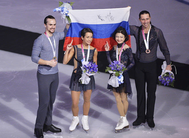Фёдор Климов, Ксения Столбова, Юко Кавагути, Александр Смирнов