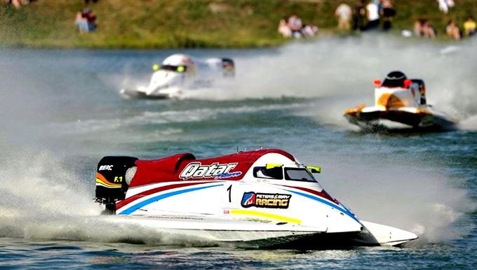 Водная Формула-1 в Казани
