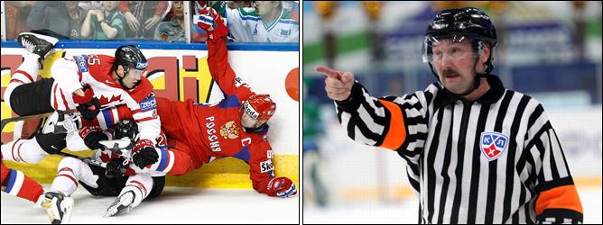 """Топ-100 историй ИИХФ. История № 31. В 2005 году НХЛ и ИИХФ очистили игру от """"грязи"""", внеся изменения в правила. Фото 01."""