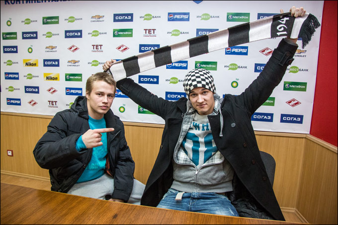 Иван Мулин и Иван Жвакин