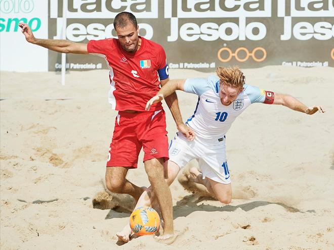 Сенсационная победа над Англией - 3:0, открыла Молдавии дорогу во второй этап квалификации