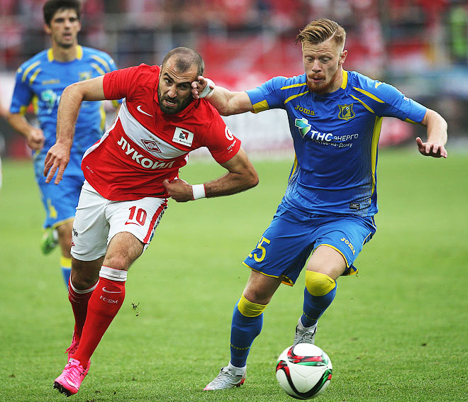 Юра Мовсисян против Ивана Новосельцева