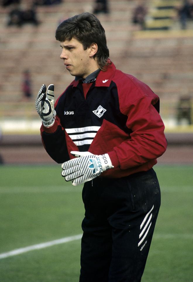 Александр Филимонов в 1996 году