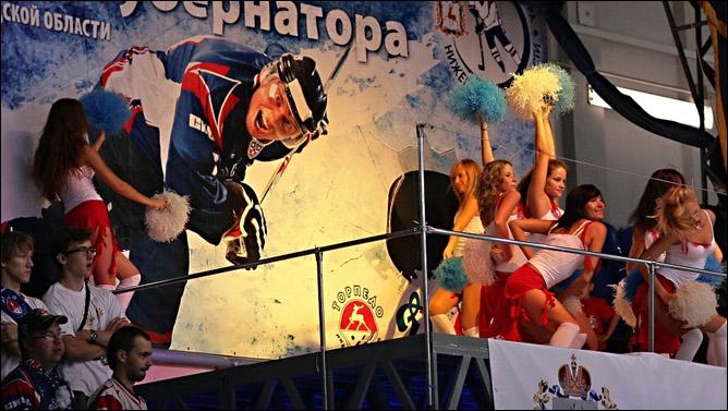 20 августа 2011 года. Кубок Губернатора Нижегородской области. Финал