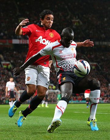 Манчестер Юнайтед (Манчестер) – Ливерпуль (Ливерпуль) – 1:0