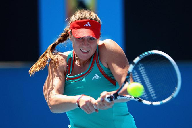 11 двойных ошибок допустила Анастасия Павлюченкова в матче второго круга Australian Open против Вани Кинг