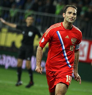 Азербайджан — Россия — 1:1. Роман Широков
