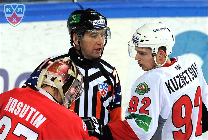 Рафаэль Кадыров с Иваном Касутиным и Евгением Кузнецовым