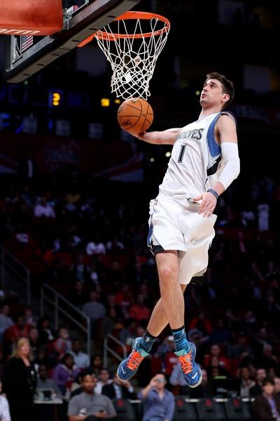 Алексей Швед стал вторым в НБА среди новичков по количеству передач