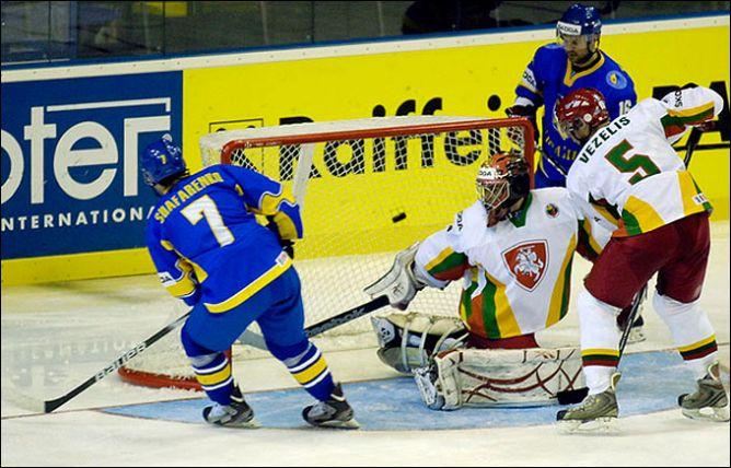 18 апреля 2011 года. Киев. Украина – Литва – 5:1.