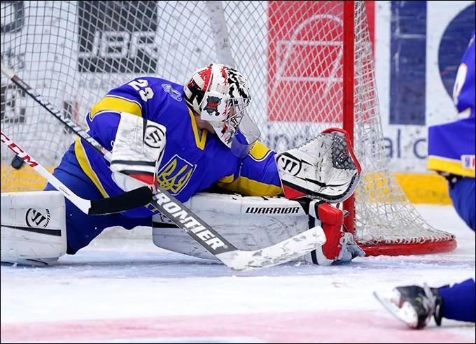 10 февраля 2013 года. Дания. Квалификация к ОИ-2014. Украина – Словения – 1:6