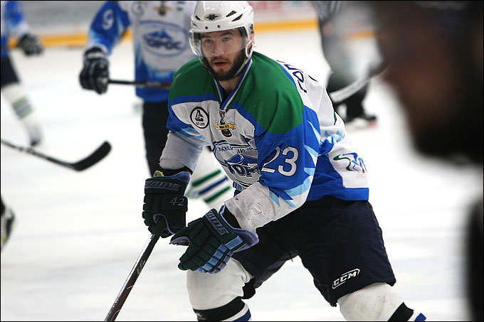 Станислав Голованов — MVP Кубка Братины