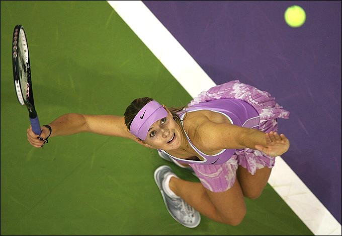 На пути к титулу-2006 Мария Шарапова обыграла всех сильнейших теннисисток того времени